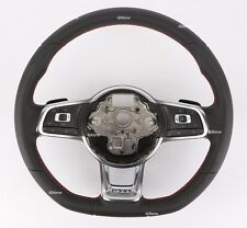 Orig VW 5G0419091 Gti Steering wheel with DSG and CNL paddles Golf 7 Mk7 ** NEW