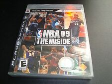 NBA '09: The Inside  (Sony Playstation 3) Brand NEW factory sealed PS3