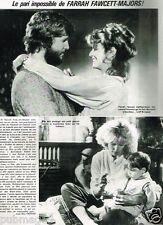 Coupure de Presse Clipping 1978 (1 page) Farrah Fawcett-Majors
