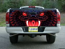 T28 KING COBRA SNAKE TAILGATE WRAP Vinyl Graphic Decal Sticker Tint Bed