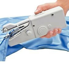 Babz - Mini Handheld Sewing Machine - Battery Operated or Mains Powered