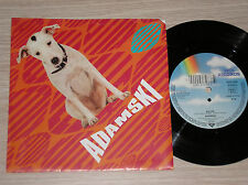 "ADAMSKI - KILLER / BASS LINE CHANGED MY LIFE - 45 GIRI 7"" GERMANY"