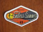 Endless Summer Vintage Surf Surfing Surfboard Woodie Skateboard STICKER DECAL