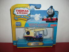 15.11.29.16 Figurine camion Kelly Thomas le train fisher price die cast metal