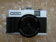 Vintage Capital MX-II 50 mm Lens Camera - NEVER BEEN USED!