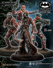 Batman Miniature Game: Scarecrow Militia KST35DC062