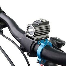 1 CREE XM-L2 LED Bicycle Light 600Lumens 3-Mode 260 Rechargeable Lithium Battery