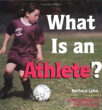 What Is An Athlete? (Single Titles)-ExLibrary