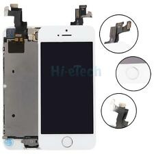 Full Assembly Touch LCD Display Digitizer Screen & Button Cramera for iPhone 5S