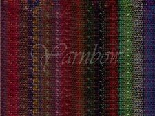 NORO ::Cyochin #01:: wool mohair silk yarn Fuchsia-Sienna-Green-Purple-Brown