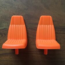 1976 Barbie Star Traveler RV Camper Vintage Replacement Parts Bucket Front Seats