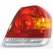 2003 2004 2005 TOYOTA ECHO COUPE/SEDAN TAIL LAMP LIGHT RIGHT PASSENGER SIDE