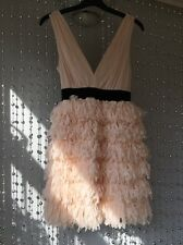 H&M Dress PROM BRIDESMAID PARTY ASCOT FESTIVAL BALLET Size Eur 36/uk 10 New+tags