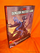 D&D Dungeons&Dragons 5th Edition RPG Dungeon Master's Guide Core Rulebook HC 5E