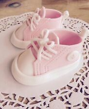 Edible Lifesize Converse Trainers, Christening, Birthday, You Choose Colour,