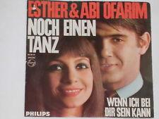 """ESTHER & ABI OFARIM -Noch einen Tanz- 7"""" 45"""
