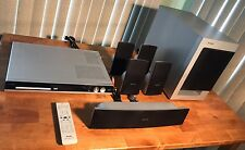 Philips HTS3450/37 5.1 Home Theater System 1000 W RMS DVD Player Sub & Speakers