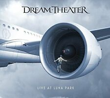 Dream Theater - Live At Luna Park (2014)  2 Disc DVD+3CD Box Set  NEW SPEEDYPOST