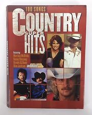 100 Country Super Hits CDs Music Martina McBride Kenny Chesney Alan Jackson MORE