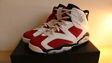 Nike Air Jordan 6 Retro - Carmine, UK9.5