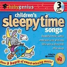 Baby Genius : Childrens Sleepytime Songs (3CDs) (2000)