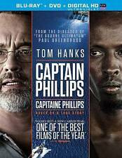 Captain Phillips (Blu-ray/DVD) BRAND NEW & SEALED!!