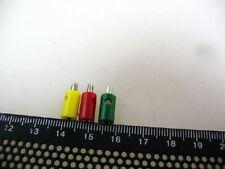 60 Stecker rot/grün/gelb für Märklin H0 Signale #G3