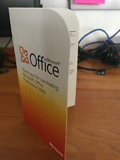 Microsoft Office Professional 2010 Product Key Card + installation USB