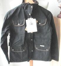 USG Wachsjacke, schwarz, Gr. XS