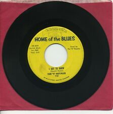 THE 5 ROYALES ~ I Got To Know ~ Memphis R&B/soul/doo wop NM  HOME OF THE BLUES $