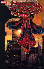 Amazing Spider-Man: Family Ties by DeFalco & DeMatteis 2009 HC Marvel OOP