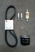 Genuine Ducati Spare Parts Service Kit, Timing Belts, Filters, 848 Evo, 1198 SP