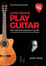 LEARN HOW TO PLAY BEGINNERS GUITAR BOOK ADULTS CHILDREN/KIDS WITH TUITION VIDEOS