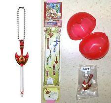 Magic Knight Rayearth Sword of Magic Knight Keychain Hikaru Shidou Bandai Licens