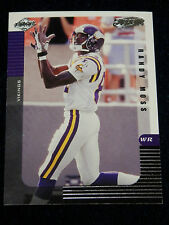 1999 Collector's Edge Supreme Randy Moss Preview Card