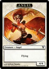 *MRM* FR Ange - Angel 4/4 Avacyn MTG Magic Token Jeton