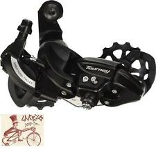 SHIMANO TOURNEY RD-TX55--TY500 6/7 SPEED DIRECT MOUNT REAR BICYCLE DERAILLEUR