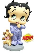 "NEW Betty Boop - Baby Boop - Time for Bed - height approx 4"" (BAB09)"