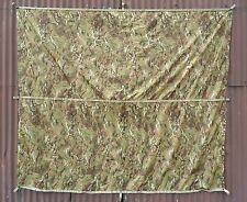 GENUINE BRITISH ARMY ISSUE MTP CAMO BASHA - WATERPROOF TARP SHELTER EX GRADE-1