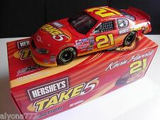 2005 Kevin Harvick #21 HERSHEY'S TAKE 5 Chevy NASCAR Diecast 1/24 Action