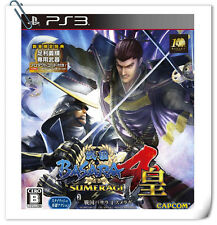 PS3 Sengoku Basara 4 Sumeragi SONY PlayStation Beat 'em Up Games CAPCOM
