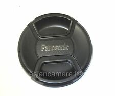 Snap-on Front Lens Cap For Panasonic Lumix G Vario 14-42mm f/3.5 -5.6 Asph Lens