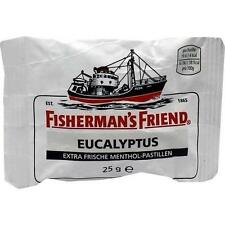 FISHERMANS FRIEND Eucalyptus mit Zucker Pastillen 25 g