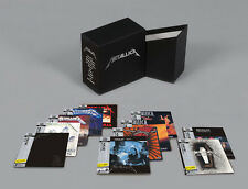 The Metallica Album Collection 13 Album CD Box Set SEALED Free Shipping!
