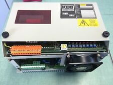 USED KEB COMBIVERT 09.56.200,1.5 KW MAX,7.0A, 91100158/004007, BCZ5/120C/010B BY