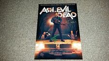 "ASH VS EVIL DEAD PP SIGNED 12""X8"" A4 PHOTO POSTER BRUCE CAMPBELL SAM RAIMI"