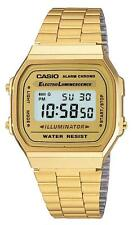 Casio Gents Digital Watch A168WG-9EF RRP £60.00 Our Price £39.95 Free UK P&P