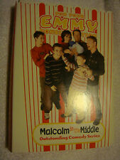 Malcolm In The Middle Emmy DVD 3EPISODE + POPCORN enclosed BOX PROMO DVD HOLDER