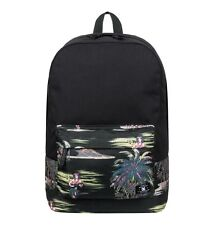 Zaino DC Shoes Bunker Mixed Hula Black - scuola - Backpack Sac à dos Rucksack