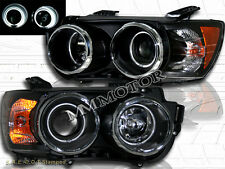 12-14 CHEVROLET SONIC 4DR/HATCHBACK CCFL HALO BLACK PROJECTOR HEADLIGHTS AMBER